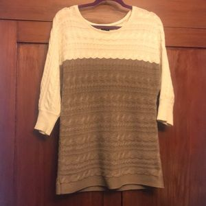 Banana Republic tunic sweater